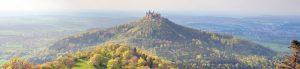 Foto von der Burg Hohenzollern